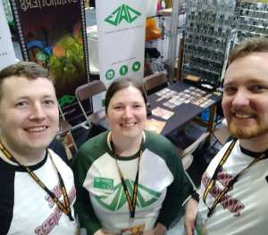 Decking Awesome Games Selfie